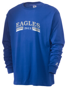 College of Southern Nevada High School Eagles  Russell Men's Long Sleeve T-Shirt