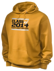 Colquitt County High School Packers Holloway Men's 50/50 Hooded Sweatshirt