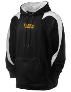 Colquitt County High School Packers Embroidered Holloway Men's Sports Fleece Hooded Sweatshirt