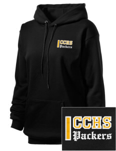 Colquitt County High School Packers Embroidered Unisex Hooded Sweatshirt