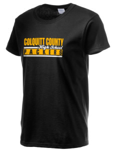 Colquitt County High School Packers Women's 6.1 oz Ultra Cotton T-Shirt
