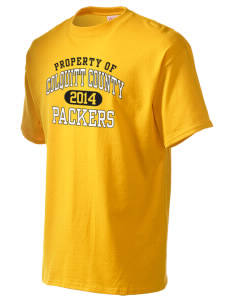 Colquitt County High School Packers Men's Essential T-Shirt
