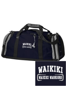 Waikiki Elementary School Waikiki Warriors Embroidered OGIO All Terrain Duffel