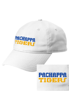 Pachappa Elementary School Tigers  Embroidered New Era Adjustable Unstructured Cap
