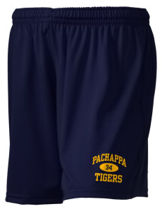 "Pachappa Elementary School Tigers Holloway Women's Performance Shorts, 5"" Inseam"