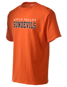 Apple Valley High School Sundevils Men's Essential T-Shirt