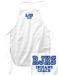 Ramona Junior High School Indians Embroidered Full Length Apron