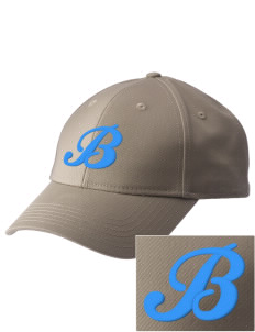 Bloomington High School Bruins  Embroidered New Era Adjustable Structured Cap