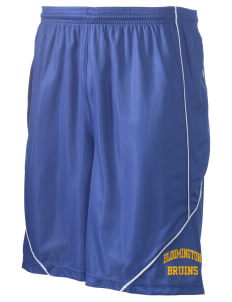 "Bloomington High School Bruins Men's Pocicharge Mesh Reversible Short, 9"" Inseam"