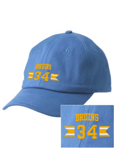 Bloomington High School Bruins Embroidered Champion 6-Panel Cap