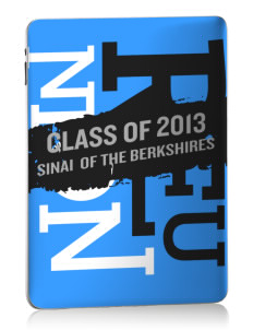 Sinai Academy of the Berkshires none Apple iPad Skin