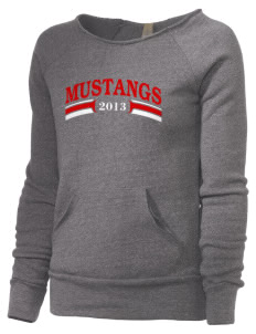 Morongo Valley Elementary School Mustangs Alternative Women's Maniac Sweatshirt