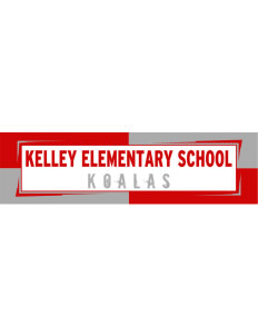 "Kelley Elementary School Koalas Bumper Sticker 11"" x 3"""