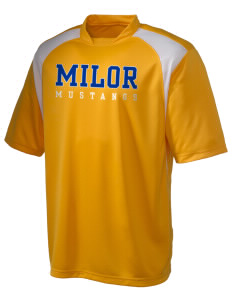 Milor High School Mustangs Holloway Men's Fastbreak Performance T-Shirt