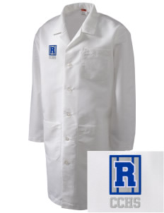 Chaparral Continuation High School Roadrunners Full-Length Lab Coat
