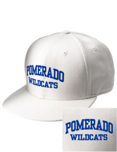 Pomerado Elementary School Wildcats  Embroidered New Era Flat Bill Snapback Cap