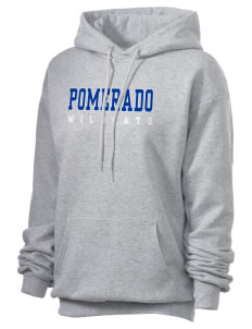 Pomerado Elementary School Wildcats Unisex 7.8 oz Lightweight Hooded Sweatshirt