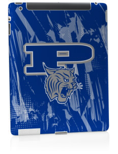Pomerado Elementary School Wildcats Apple iPad 2 Skin