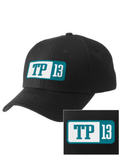 Twin Peaks Middle School Rams  Embroidered New Era Adjustable Structured Cap