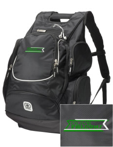 Olive Elementary School Falcons  Embroidered OGIO Bounty Hunter Backpack
