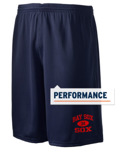 "Bay Sox Sox Holloway Men's Speed Shorts, 9"" Inseam"