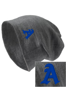 Arundel Elementary School Knights Embroidered Slouch Beanie