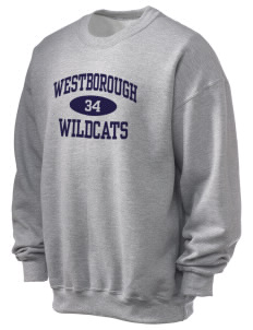 Westborough Middle School Wildcats Ultra Blend 50/50 Crewneck Sweatshirt