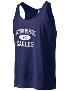 Arthur Hapgood Elementary School Eagles Men's Jersey Tank