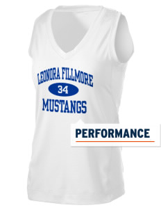Leonora Fillmore Elementary School Mustangs Women's Performance Fitness Tank