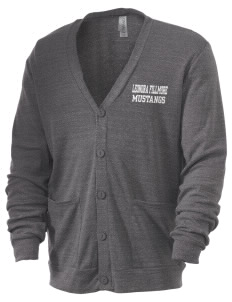 Leonora Fillmore Elementary School Mustangs Men's 5.6 oz Triblend Cardigan