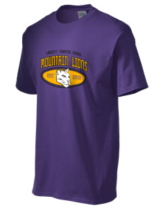Linscott Charter School Mountain Lions Men's Essential T-Shirt