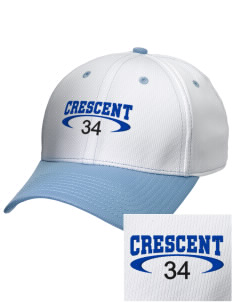 Crescent Elementary School Stars Embroidered New Era Snapback Performance Mesh Contrast Bill Cap