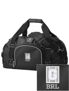 Bellingham Rec League Gutter Bombers  Embroidered OGIO Big Dome Duffel Bag