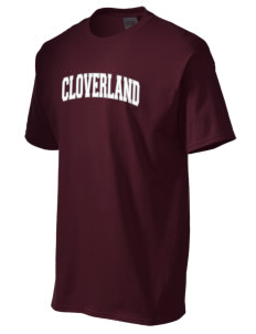 Cloverland Elementary School Cougars Men's Essential T-Shirt