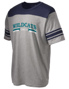 April Lane Elementary School Wildcats Holloway Men's Champ T-Shirt