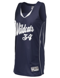 April Lane Elementary School Wildcats Holloway Women's Piketon Jersey