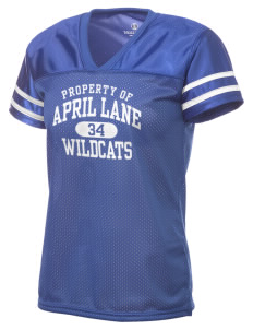 April Lane Elementary School Wildcats Holloway Women's Fame Replica Jersey