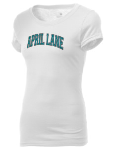 April Lane Elementary School Wildcats Holloway Women's Groove T-Shirt