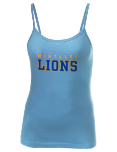 Montalvo Elementary School Lions Women's Louise Longer Length Tank