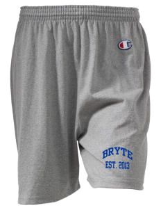 "Bryte School Knights  Champion Women's Gym Shorts, 6"" Inseam"