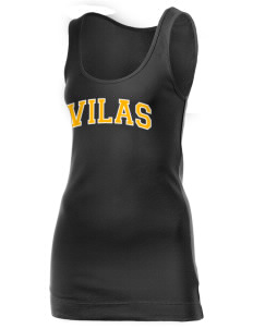 Vilas School Elementary Broncos - High School Raiders Juniors' 1x1 Tank
