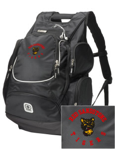 Red Sandstone Elementary School Tigers  Embroidered OGIO Bounty Hunter Backpack