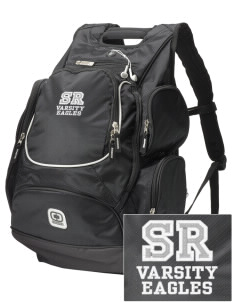 Shelter Rock Elementary School Eagles  Embroidered OGIO Bounty Hunter Backpack