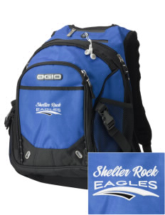 Shelter Rock Elementary School Eagles Embroidered OGIO Fugitive Backpack