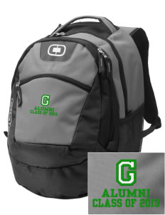 Goodwin Elementary School Alligators Embroidered OGIO Rogue Backpack
