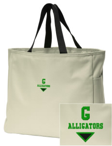 Goodwin Elementary School Alligators Embroidered Essential Tote