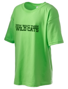 Wayne Ruble Middle Sdhool Wild Cats Kid's 6.1 oz Ultra Cotton T-Shirt