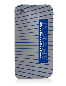 Quinnipiac Elementary School Indians Apple iPhone 3G/ 3GS Skin