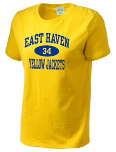 East Haven High School Yellow Jackets Women's Essential T-Shirt