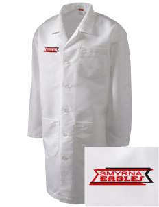 Smyrna Elementary School Eagles Full-Length Lab Coat